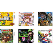 Games NINTENDO 3DS