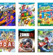 Games WiiU
