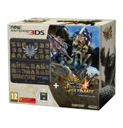 New Nintendo 3DS Monster Hunter 4 Ultimate Limited Edition