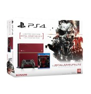 PlayStation 4 PS4 500GB Metal Gear Solid V Limited Edition