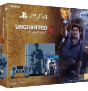 Sony PlayStation 4 PS4 1Tb Uncharted 4 Limited Edition