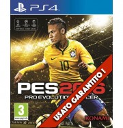 Pro Evolution Soccer 2016 (PES 2016) DayOne Edition PS4 Usato