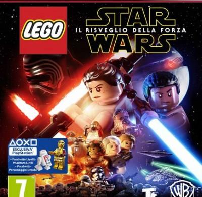 Lego Star Wars Il Risveglio della Forza PS3