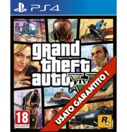 Grand theft Auto V (GTA V) PS4 Usato