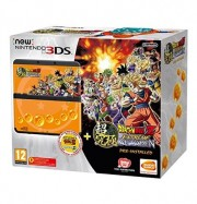 New Nintendo 3DS Dragon Ball Z Extreme Butoden Edition