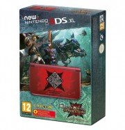 New Nintendo 3DS XL Monster Hunter Generations Limited Edition