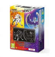 New Nintendo 3DS XL Solgaleo e Lunala Limited Edition
