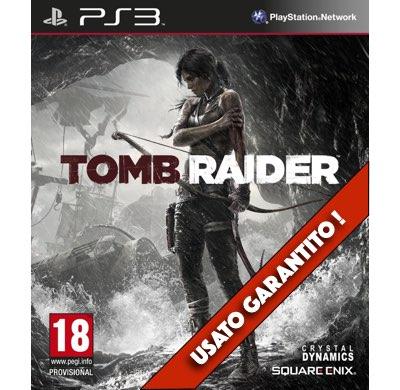 Tomb Raider PS3 Usato