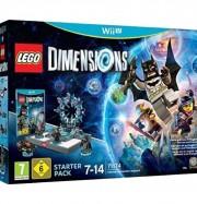 Lego Dimensions Starter Pack WiiU