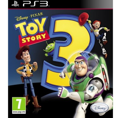 Toy Story 3 La Grande Fuga PS3