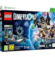 Lego Dimensions Starter Pack Xbox 360