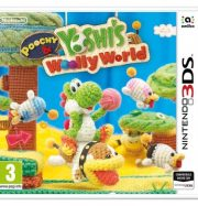 Poochy Yoshi Wooly World 3DS