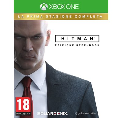 Hitman La Prima Stagione Steelbook Edition Xbox One
