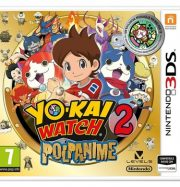 Yo-Kai Watch 2 Polpanime 3DS