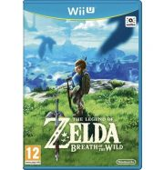 The Legend of Zelda Breath of the Wild WiiU