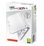 New Nintendo 3DS XL Bianco Perla