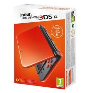 New Nintendo 3DS XL Arancio Nero