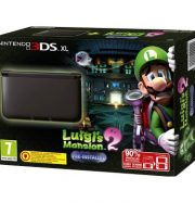 Nintendo 3DS XL Luigi's Mansion 2 Bundle