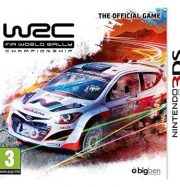 WRC Fia World Rally Championship 3DS