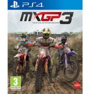 MXGP3 The Official Motocross Videogame PS4