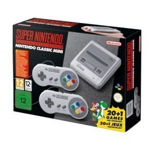 Nintendo Classic Mini Super Nintendo Entertainment System