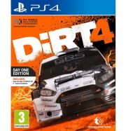 Dirt Rally 4 Day 1 Edition PS4