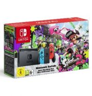 Nintendo Switch Joy-Con Color + Splatoon 2 Bundle