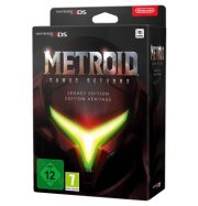 Metroid Samus Returns Legacy Edition 3DS