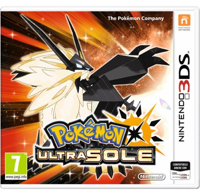 Pokemon Ultrasole 3DS