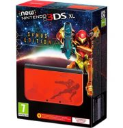 New Nintendo 3DS XL Metroid Samus Limited Edition