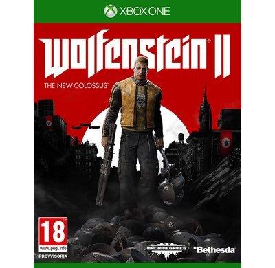 Wolfenstein 2 The New Colossus Xbox One