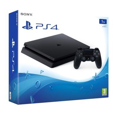 Sony PlayStation 4 PS4 Slim 1Tb