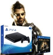 Sony PlayStation 4 PS4 Slim 1Tb + Deus Ex Mankind Divided