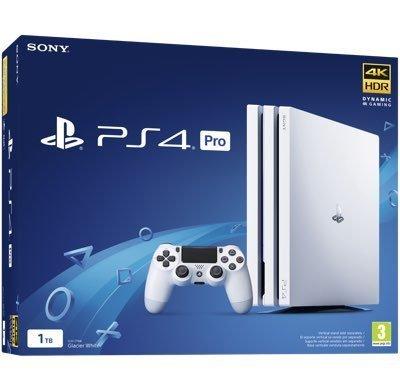 Playstation 4 Pro 1 Tb Bianca