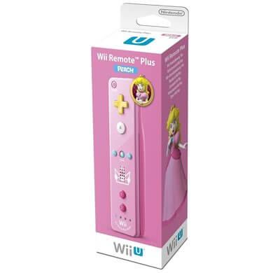 Wii Remote Plus Originale Nintendo Peach
