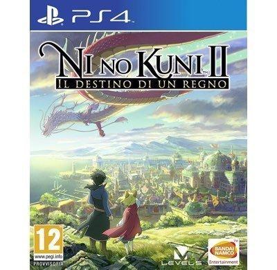 Ni No Kuni II Il Destino di un Regno PS4