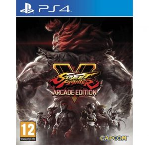 Street Fighter V Arcade PS4
