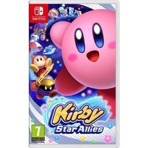 Kirby Star Allies Switch