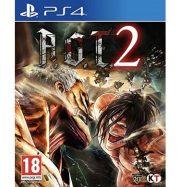 A.O.T. 2 Attack on Titan 2 PS4