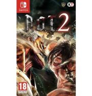 A.O.T. 2 Attack on Titan 2 Switch