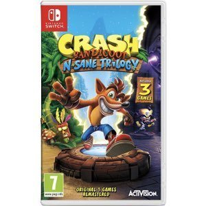 Crash Bandicoot N.Sane Trilogy Switch