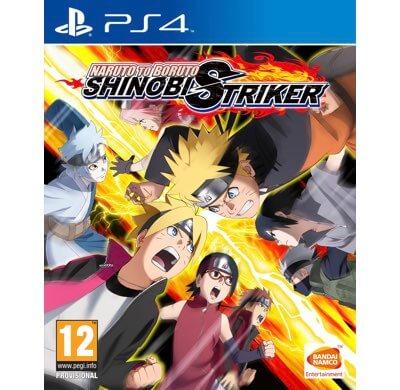 Naruto Boruto Shinobi Striker PS4