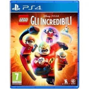 LEGO Gli Incredibili PS4