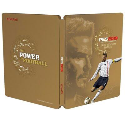 PES 2019 Beckham Edition PS4