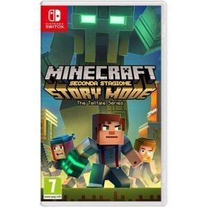 Minecraft Story Mode Season 2 Switch