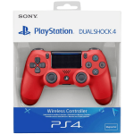 Dualshock 4 Sony PS4 Rosso Magma Red