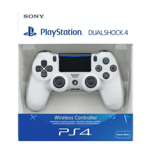 Dualshock 4 Sony PS4 Bianco Glacier White