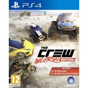 The Crew Wild Run PS4
