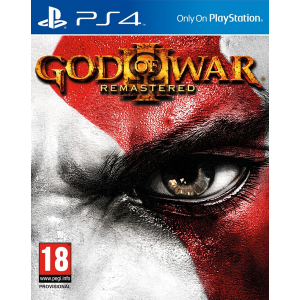God of War III Remastered PS4