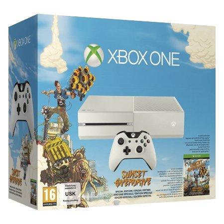 Console Xbox One 500Gb Bianca